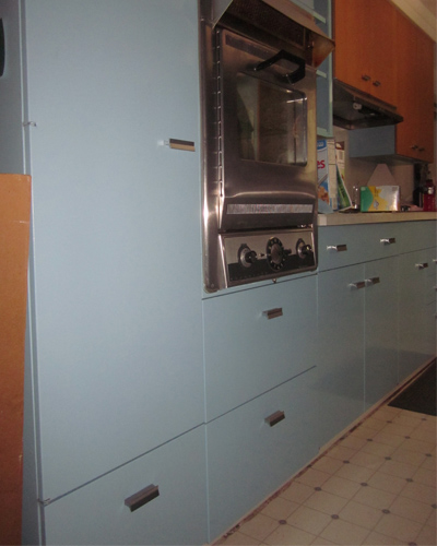 St. Charles Kitchen Cabinets Were High End Cabinets That Were Installed In  Homes During The Late 50u2032 Through Early 70u0027s. They Featured An All Metal  Design ...